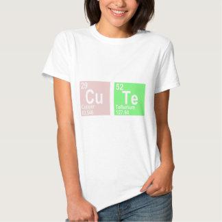 Cu Te (Copper Tellurium) Shirt