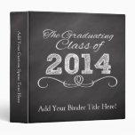 Cuaderno 2014 del Pizarra-Estilo de la graduación