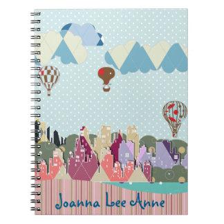 Cuaderno (80 páginas B&W)