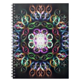Cuaderno abstracto