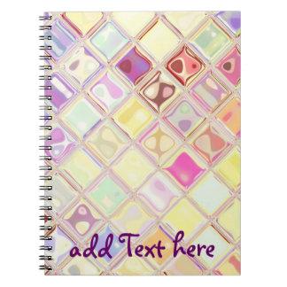 Cuaderno adaptable de la plantilla de WWB