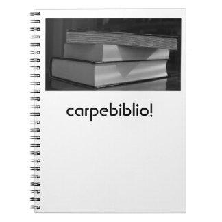 Cuaderno, alineado