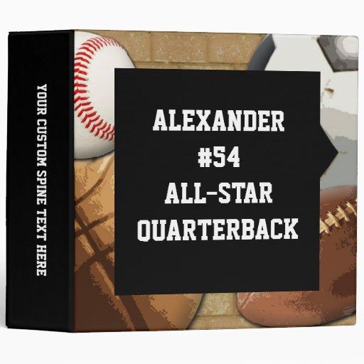 Cuaderno All-star de encargo de la escuela del