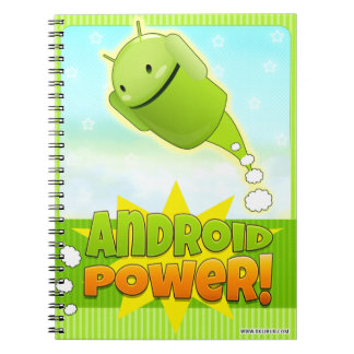 Cuaderno Android Power