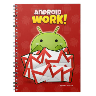 Cuaderno Android Work