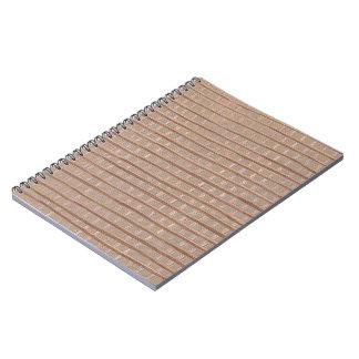 Cuaderno artístico de la pintura de la arpillera