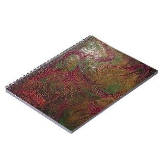 Cuaderno artístico y único