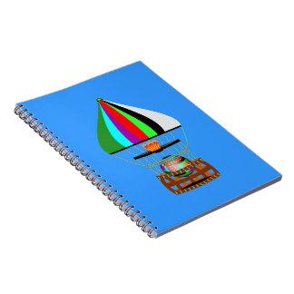 Cuaderno ausente de las esferas