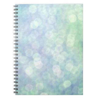 Cuaderno azul de Bokeh
