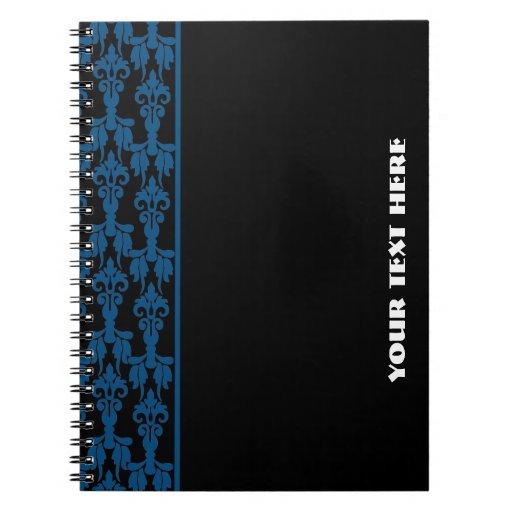 Cuaderno (azul) estelar