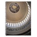 cuaderno - bóveda de la capital de los E.E.U.U.