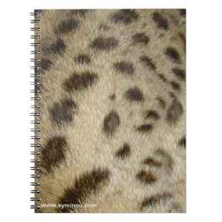 Cuaderno/cahier de note
