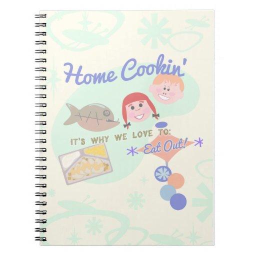Cuaderno casero de Cookin