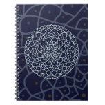 Cuaderno celestial de la noche