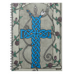 Cuaderno céltico de la cruz de la serpiente