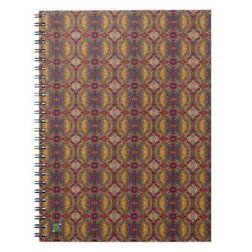 Cuaderno chino del otoño