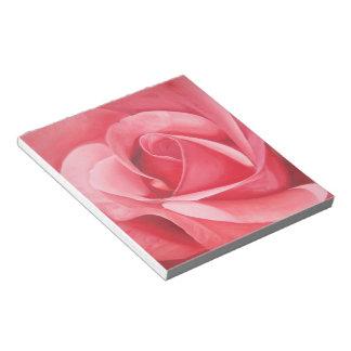 Cuaderno color de rosa rosado bloc de notas