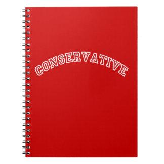 Cuaderno conservador