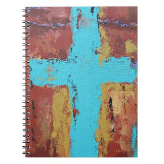 Cuaderno cruzado de la fe