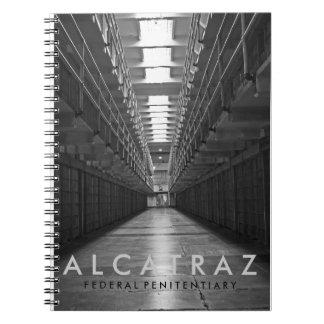 Cuaderno de Alcatraz