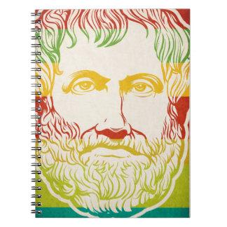 Cuaderno de Aristóteles