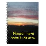 Cuaderno de Arizona