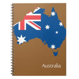 Cuaderno de Australia