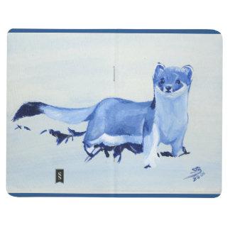 Cuaderno de bolsillo de la marta de pino