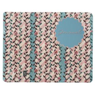 Cuaderno de bolsillo de las vides de Amelia y