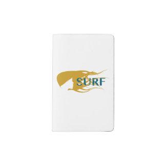 Cuaderno de bolsillo de observación de las funda para libreta y libreta pequeña moleskine