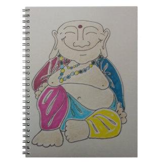 Cuaderno de Buda.