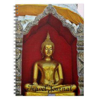 Cuaderno de Buda del oro