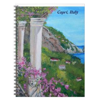 Cuaderno de Capri