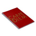 Cuaderno de Carpe Diem