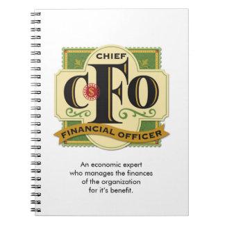 """Cuaderno de """"CFO"""""""