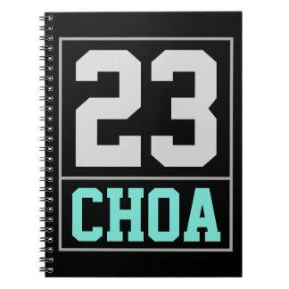 Cuaderno de Choa 23