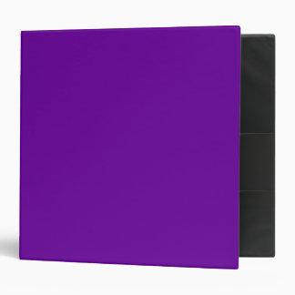 """Cuaderno de color morado oscuro carpeta 2"""""""
