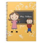 Cuaderno de encargo de la escuela del profesor