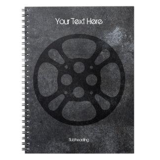 Cuaderno de encargo de la fan de película