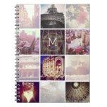 Cuaderno de encargo de la foto de Instagram 12