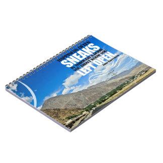 Cuaderno de encargo de la foto de la felicidad