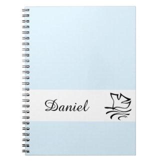Cuaderno de encargo de la paloma del bautismo