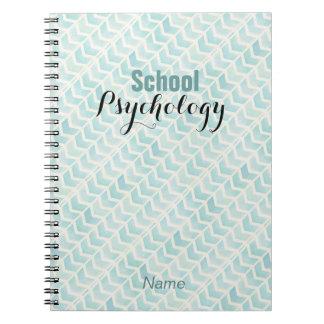 Cuaderno de encargo de la psicología de la escuela