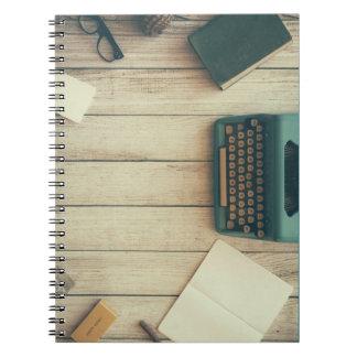 Cuaderno de escritura