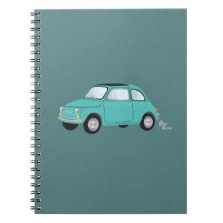 Cuaderno de Fiat 500