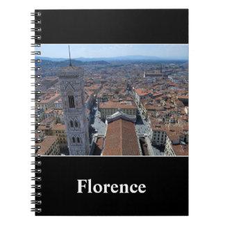 Cuaderno de Florencia
