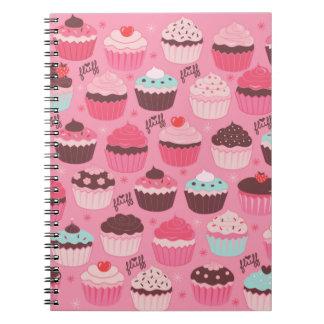Cuaderno de Fluffcakes