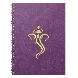 Cuaderno de Ganesha