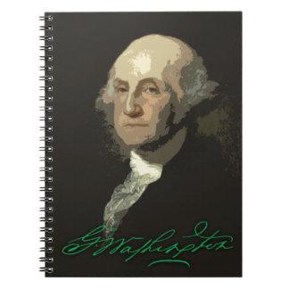 Cuaderno de George Washington
