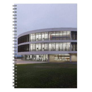 Cuaderno de Guillermo H. Hannon Library